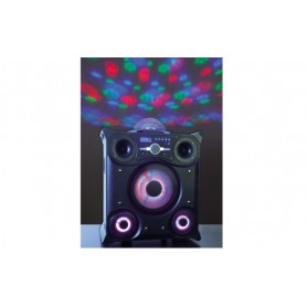 CASSA AMPLIFICATA SOUND & LIGHT 150W RADIO FM USB