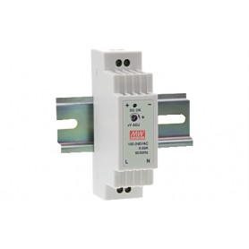 ALIMENTATORE DIN SWITCHING 12V 1,25A 15W