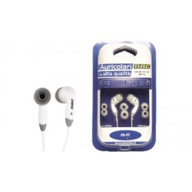 AURICOLARE STEREO BIANCHI JACK 3.5mm