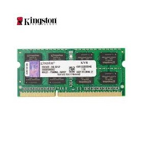 MEMORIA RAM DDR3 2GB 1333 MHZ X NOTEBOOK KINGSTON