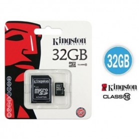 MICRO SDHC CARD 32 GB CL. 10 2in1 KINGSTON