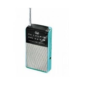 RADIO AM-FM TASCABILE ANALOGICA VERDE