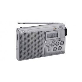 RADIO AM-FM DIGITALE TASCABILE SONY