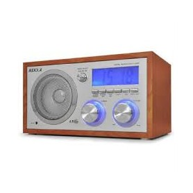 RADIO AM/FM CON SVEGLIA+DISPLAY BLU AUDIOLA