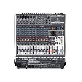 MIXER AUDIO STEREO 32 CH 6 ING. MIC.+16 ING. LINE