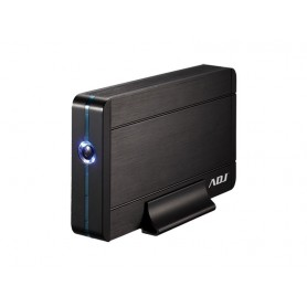 BOX X HARD DISK ULTRASLIM 3.5 SATA USB 3.0 NERO