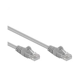 CAVO PATCH UTP CAT. 6 CON 2 SPINE RJ45 15MT BIANCO