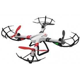QUADROCOPTER RADIOCOMANDATO SHADOW HD 2,4GHZ