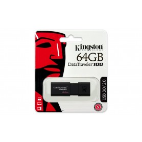 PEN DRIVE USB 64GB DT-SE V 3.0 KINGSTON