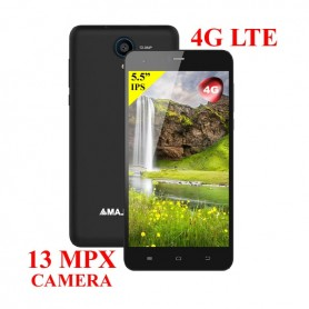 "SMARTPHONE 5.5"" HD IPS PROCESSORE QUAD CORE"