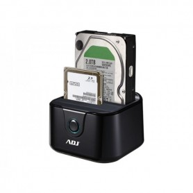 DOCKING STATION ADJ X HARD DISK 2.5-3.5 USB 3.0