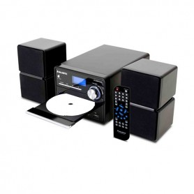 MINI HI-FI CON RADIO LETTORE CD/MP3+USB+SD MAJESTI