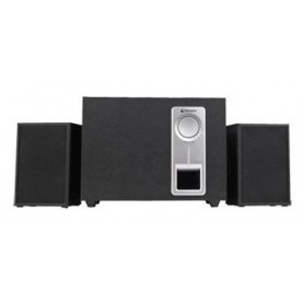 KIT SUBWOOFER E 2 CASSE 2.1 SOUNDMASTER 1200