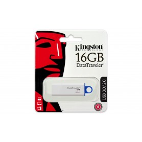 PEN DRIVE USB 16GB DT-G4 USB 3.0 KINGSTON