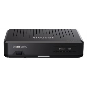 RICEVITORE TIVUSAT HD I-CAN 3900S DVB-S2