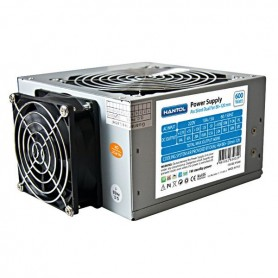 ALIMENTATORE X PC ATX ERP DUAL FAN 120+80MM