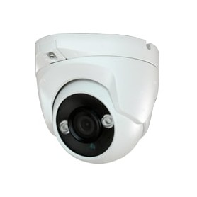 TELECAMERA DOME HD 4IN1 3.6MM IP66 720P IP66