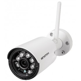 TELECAMERA IP WI-FI/WIRED HD 720P CLOUD P2P