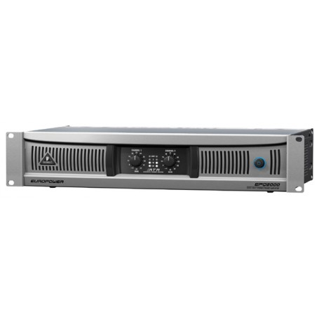 AMPLIFICATORE STEREO 2000W BEHRINGER