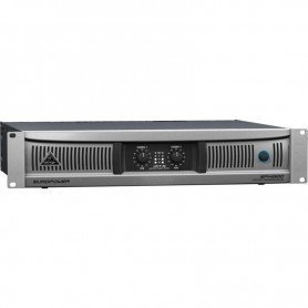 AMPLIFICATORE PA STEREO 2800W MAX BEHRINGER