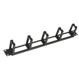 LISTELLO GUIDACAVI FORATO PER ARMADI RACK 44X60MM