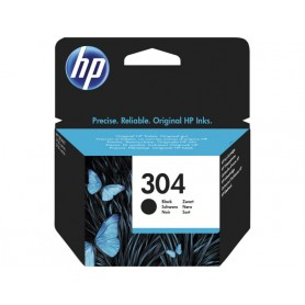CARTUCCIA ORIGINALE HP COL. NERO 304 4ML 100 PAG.