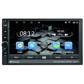 AUTORADIO MEDIA STATION 7 TOUCH SCREEN CON BT