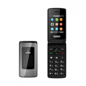TELEFONO CELLULARE GSM SAIET LIKE ST-MC20 GRAFITE
