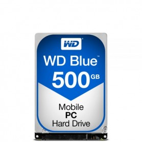 HARD DISK 2.5 500GB SATA3 5400RPM 8MB WSD